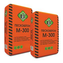 Пескобетон М-300 Fix, 40кг