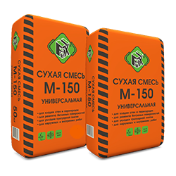 Сухая смесь М-150 Fix, 40кг